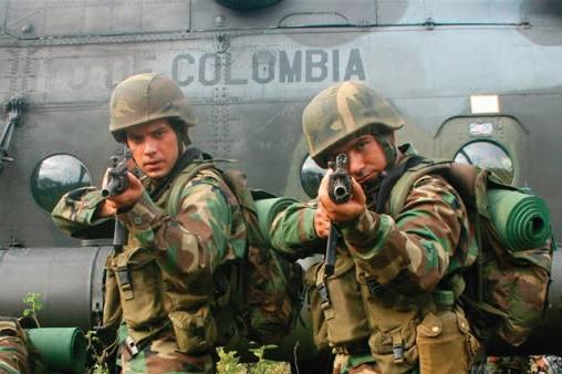 Minería y Militarización