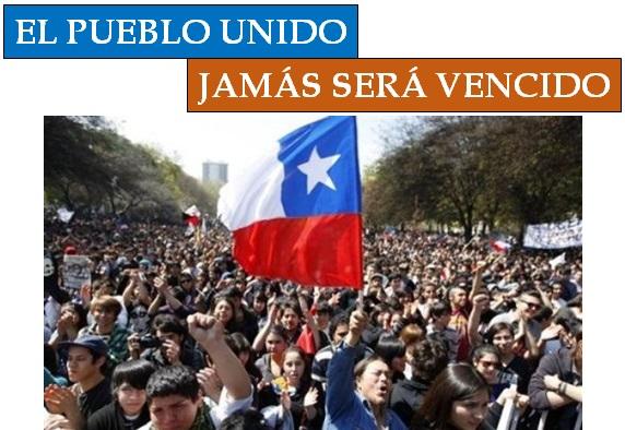 FARC-EP, Solidaridad con Chile