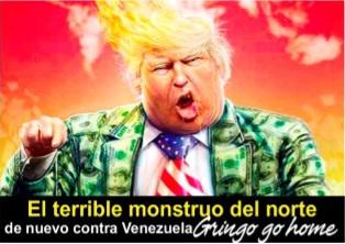 Que cese la agresión contra Venezuela