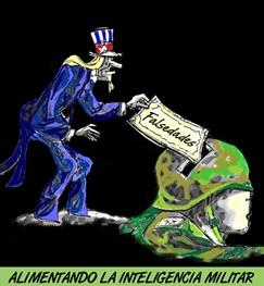"""La """"jugadita"""" de la inteligencia militar"""