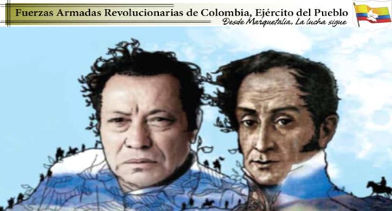 """Publicación del libro """"La Segunda Marquetalia, la lucha sigue"""""""