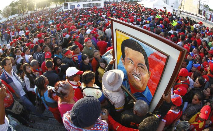 ¡Grande Chávez¡ A siete años de su siembra.