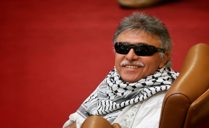 Entrevista de Jesús Santrich para el medio Venezuelanalysis