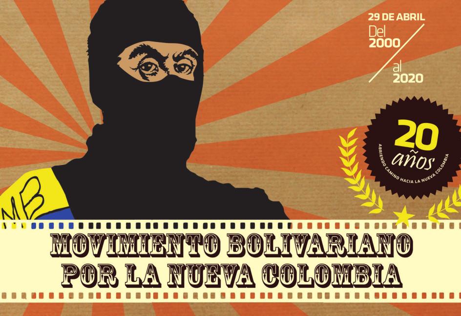 Movimiento Bolivariano, 20 años abriendo camino hacia la Nueva Colombia