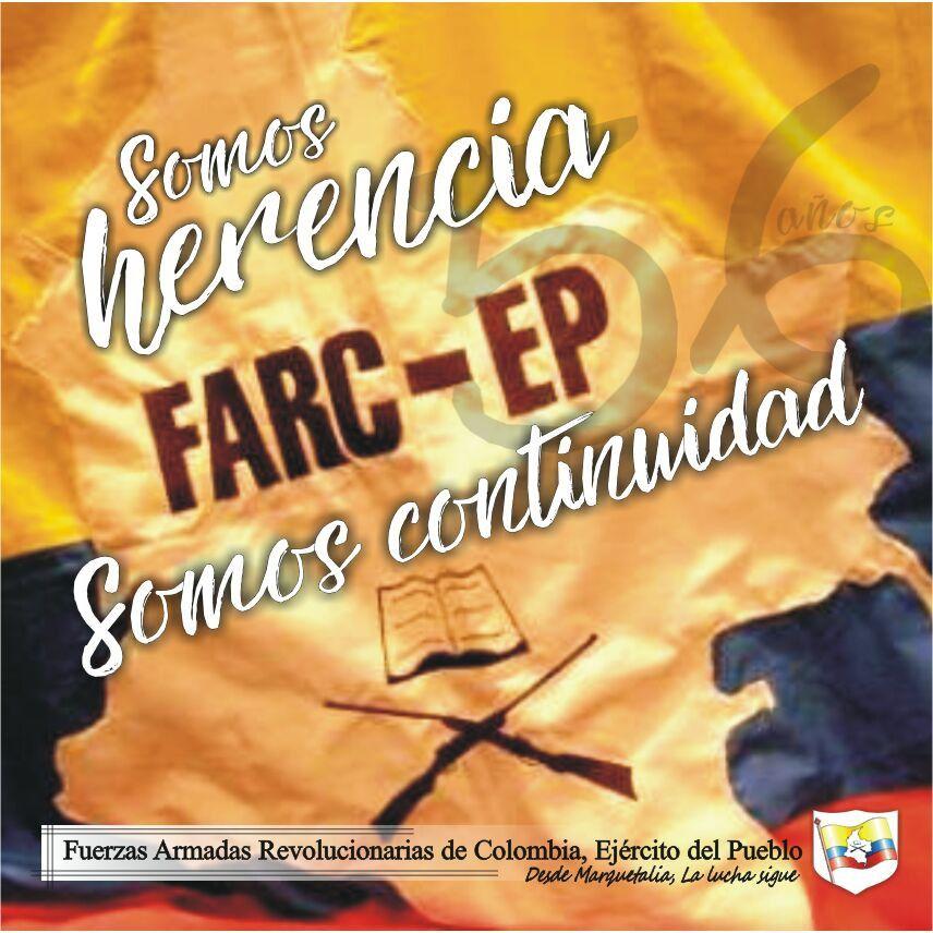 Revista Resistencia - 56 años de las FARC-EP