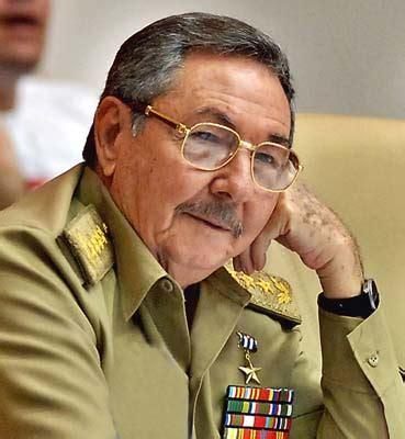 Salud, General de Ejército - Felicitaciones Comandante Raúl Castro Ruz