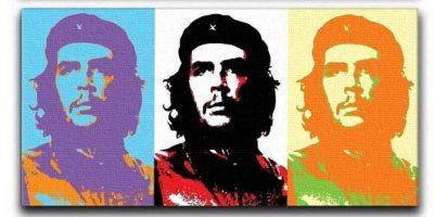 Pequeña ofrenda de amor en el Día del Guerrillero Heroico