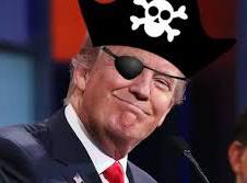 El Pirata Trump