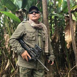 Entrevista* de la periodista Rosalba Alarcón Peña al comandante Jesús Santrich