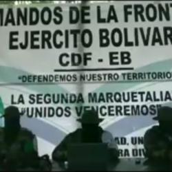 VIDEO del Manifiesto Comandos Bolivarianos de Frontera - CBF