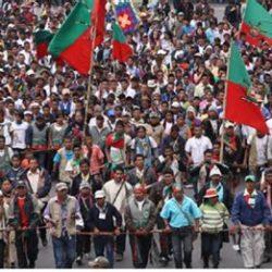 Cauca, Nariño y Putumayo, por la paz, la unidad y lucha de todos sus pobladores