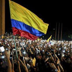 ¡RESISTENCIA COLOMBIA!