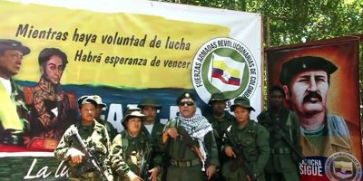 «La corte le cumple órdenes a los gringos.» Jesús Santrich