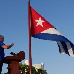 CUBA con la Patria - Discurso de Miguel Díaz-Canel en el Acto de Reafirmación Revolucionaria