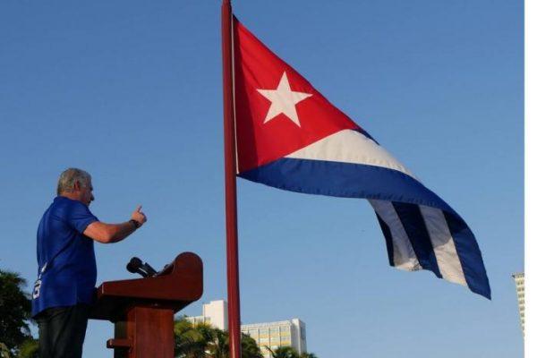 CUBA con la Patria – Discurso de Miguel Díaz-Canel en el Acto de Reafirmación Revolucionaria
