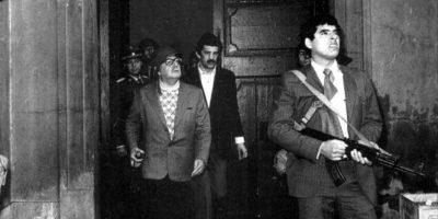11 de Septiembre: Allende y el atentado a las torres gemelas