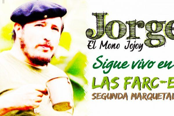 El Mono Jojoy sigue vivo en la FARC-EP